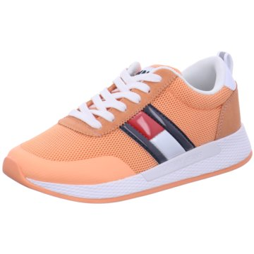Tommy Hilfiger Top Trends Sneaker coral