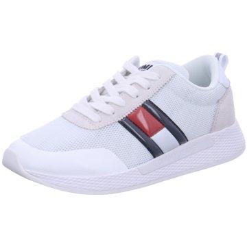 Tommy Hilfiger Sneaker LowTechnical Flexi Runn weiß