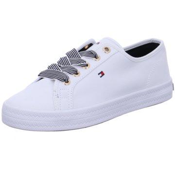 Tommy Hilfiger SneakerEssential NAU weiß