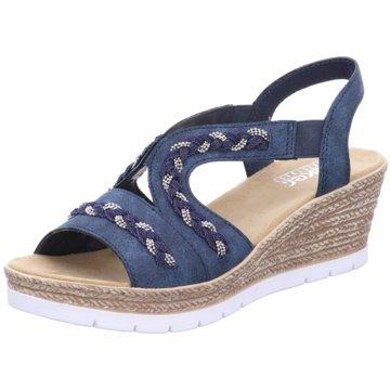 Rieker Komfort Sandalen für Damen günstig auf wtcTa