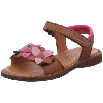 Ivancica Offene Schuhe braun
