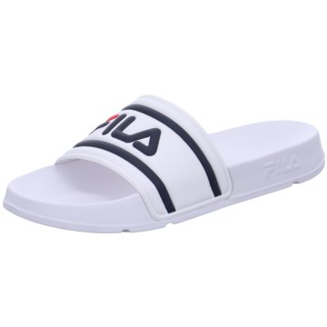 Fila PantoletteMorro Bay Slipper 2.0 weiß