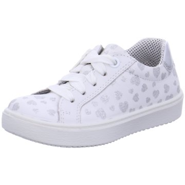 Superfit Sneaker Low weiß