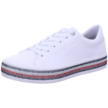 Tommy Hilfiger SneakerTommy Jeweled Sneaker weiß