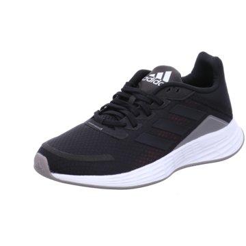 adidas Sneaker LowDuramo schwarz