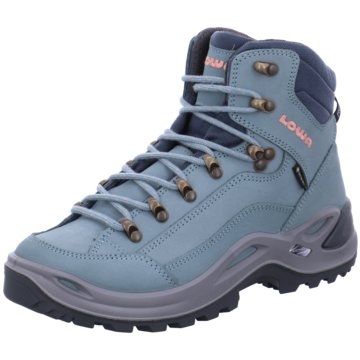 LOWA Outdoor SchuhRENEGADE GTX MID WS - 320945 blau