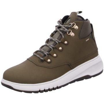 Geox Outdoor Schuh grün