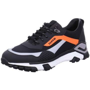 Lloyd Sneaker LowBocas schwarz