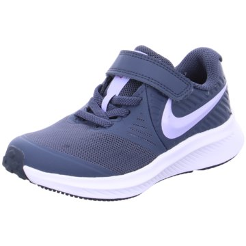 Nike Sneaker LowSTAR RUNNER 2 - AT1801-406 blau