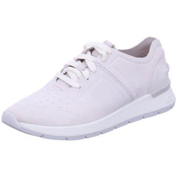 UGG Australia SneakerAdaleen weiß