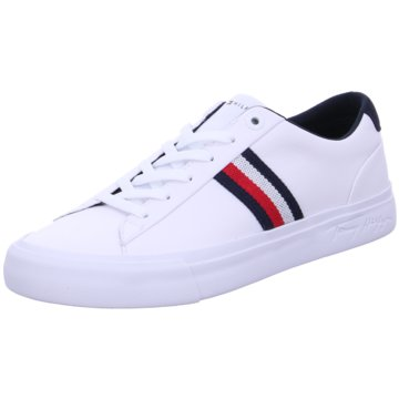 Tommy Hilfiger Sneaker LowCorporate Leather Sneaker weiß