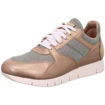 Unisa Sneaker gold