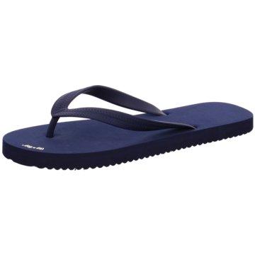 Flip-Flop Bade-Zehentrenner7513-31173-2 blau