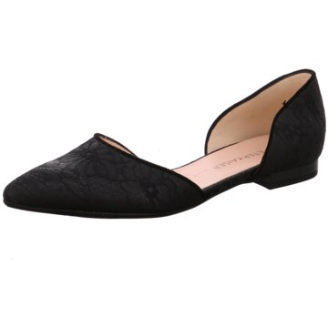 Peter Kaiser Top Trends Ballerinas schwarz