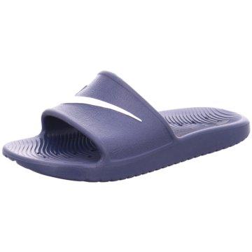 Nike BadelatscheKawa Shower blau