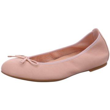 Unisa Klassischer Ballerina rosa