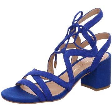 Bruno Premi Top Trends Sandaletten blau
