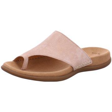 Gabor Komfort Pantolette rosa