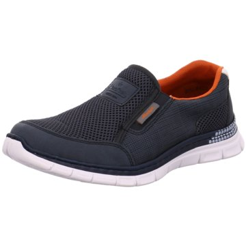 Rieker SlipperB487014 blau