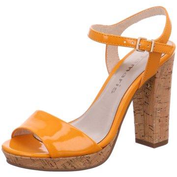 Tamaris Sandalette orange