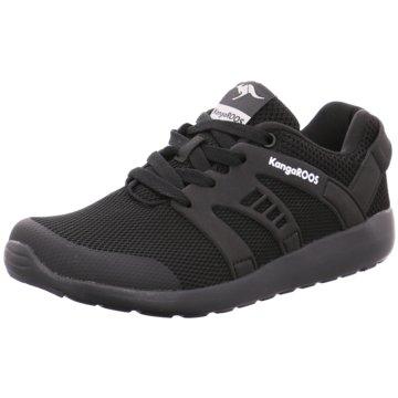 KangaROOS Sneaker LowXCape kids schwarz