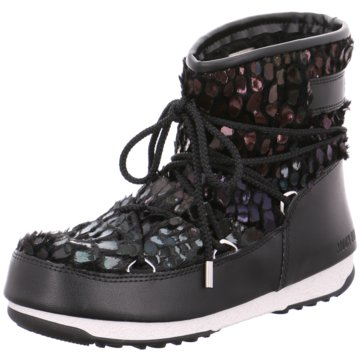 Moon Boot Winterboot schwarz