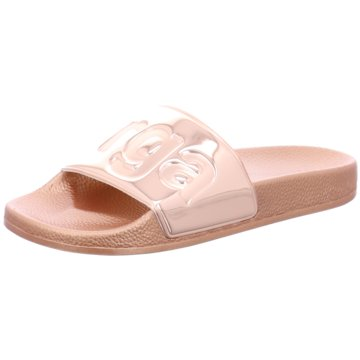 Superga Pool Slides rosa