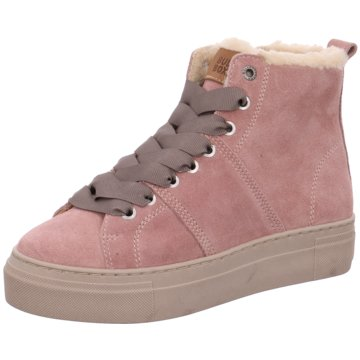 Bullboxer Sneaker High rosa