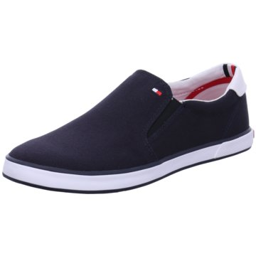 Tommy Hilfiger SlipperIconic Slip On Sneaker blau