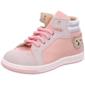 Steiff Kleinkinder Mädchen rosa
