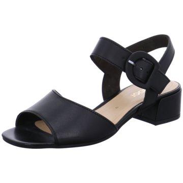 Gabor Sale - Damen Sandaletten jetzt reduziert kaufen   schuhe.de 13dcdcdd99
