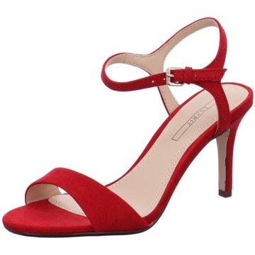 Esprit Top Trends Sandaletten rot