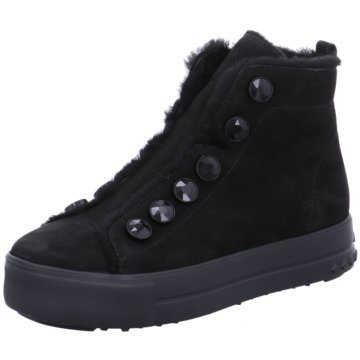 Kennel + Schmenger Sneaker HighMega schwarz