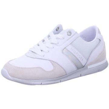Tommy Hilfiger SneakerIridescent Light weiß