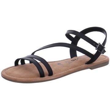 Tamaris Damen Sandalen & Sandaletten Zum Verkauf Ausverkauf