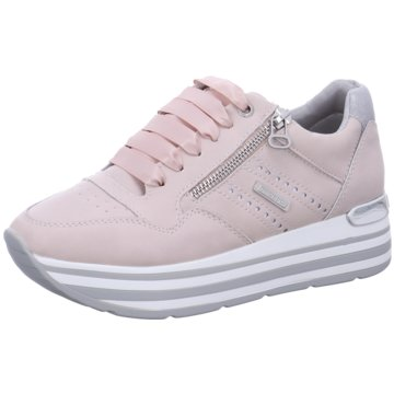 Dockers by Gerli Plateau Sneaker rosa