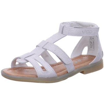 Vado Offene Schuhe weiß
