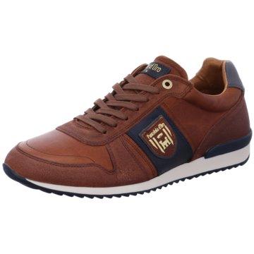 Pantofola d` Oro Sneaker LowRoma Uomo Low braun
