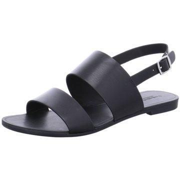 Vagabond Sandale schwarz