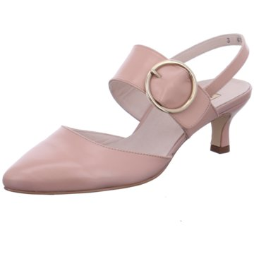 Paul Green Slingpumps rosa