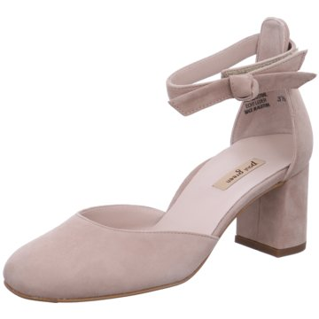 Paul Green Riemchenpumps3537 beige