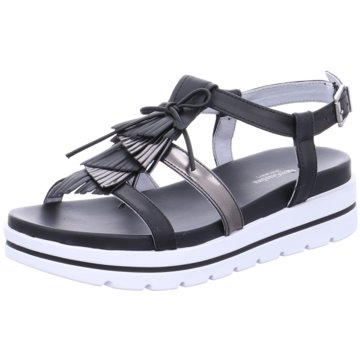 Nero Giardini Sandalette schwarz