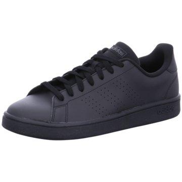 adidas Sneaker LowADVANTAGE BASE - EE7693 schwarz