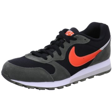 Nike - NIKE MD RUNNER 2 ES1,BLACK/TEAM ORA -