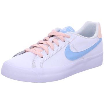 Nike Sneaker LowCourt Royale AC weiß