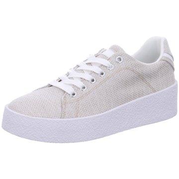 Esprit Plateau Sneaker beige