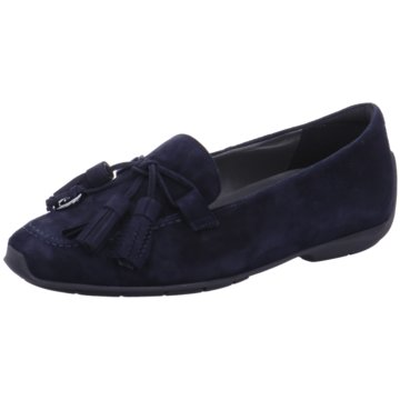 Peter Kaiser Slipper blau