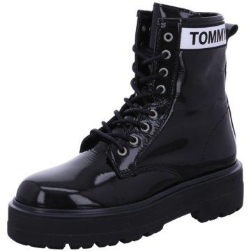 Tommy Hilfiger Stiefelette schwarz