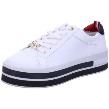Tommy Hilfiger Top Trends Sneaker weiß