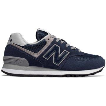 New Balance Sneaker LowWL574EN - WL574EN B blau